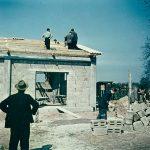 Bootshausneubau 1955
