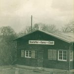 Holz-Bootshaus des RKC