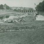 Zeltlager Murgregatta 1951